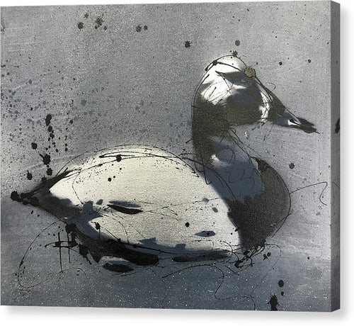 Chesapeake Decoy V - Canvas Print