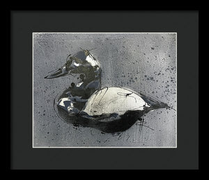 Chesapeake Decoy VI- Framed Print