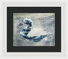 Load image into Gallery viewer, Chesapeake Decoy VII - Framed Print