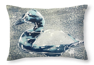 Chesapeake Decoy VII- Throw Pillow