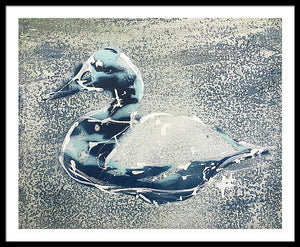 Chesapeake Decoy VII - Framed Print