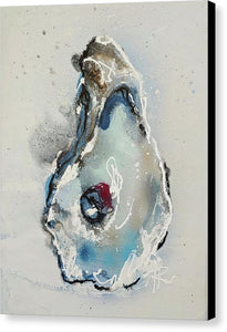 Chesapeake Oyster I - Canvas Print
