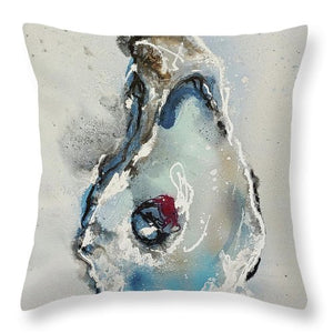 Chesapeake Oyster I - Throw Pillow