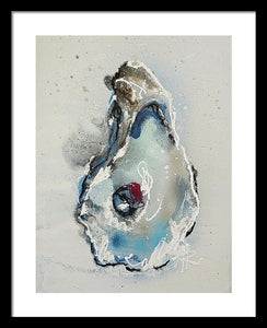Chesapeake Oyster I - Framed Print