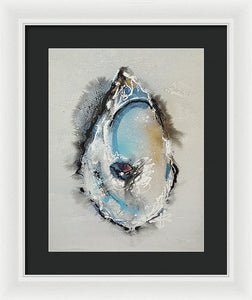 Chesapeake Oyster II - Framed Print