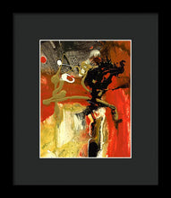 Load image into Gallery viewer, Chi I - Abstract Framed Print by Ryan Hopkins