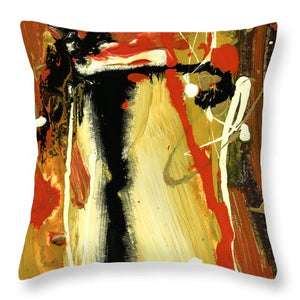 Chi II - Throw Pillow