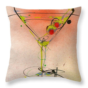Cocktail #1 - Throw Pillow