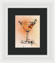 Load image into Gallery viewer, Cocktail #2 - Framed Print