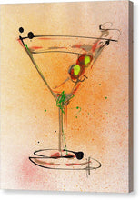 Load image into Gallery viewer, Cocktail #3 - Canvas Print