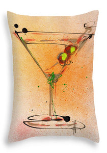 Cocktail #3 - Throw Pillow