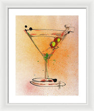 Load image into Gallery viewer, Cocktail #3 - Framed Print