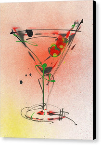 Cocktail #4 - Canvas Print