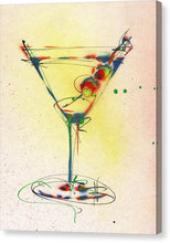 Load image into Gallery viewer, Cocktail #5 - Canvas Print