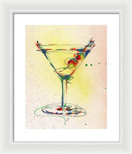 Load image into Gallery viewer, Cocktail #5 - Framed Print