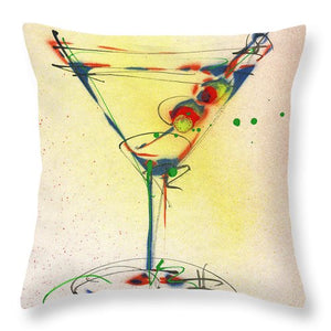 Cocktail #5 - Throw Pillow
