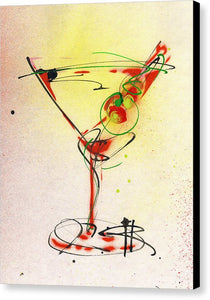 Cocktail #6 - Canvas Print