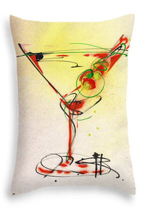 Cocktail #6 - Throw Pillow