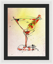 Load image into Gallery viewer, Cocktail #6 - Framed Print