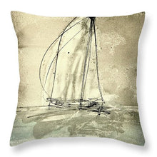 Load image into Gallery viewer, Crystal Clear - Throw Pillow