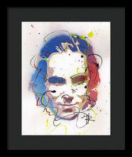 Load image into Gallery viewer, Daniel Day Lewis - Framed Print