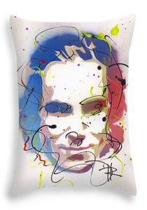 Daniel Day Lewis - Throw Pillow