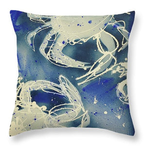 Half Dozen I - Throw Pillow