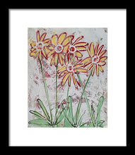 Load image into Gallery viewer, Happy Flowers - Framed Print