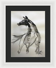 Load image into Gallery viewer, Horsepower - Framed Print