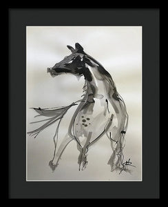 Horsepower - Framed Print