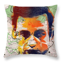 Load image into Gallery viewer, Johnny Cash - Gatlinburg Tennessee - Throw Pillow