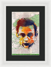Load image into Gallery viewer, Johnny Cash - Gatlinburg Tennessee - Framed Print