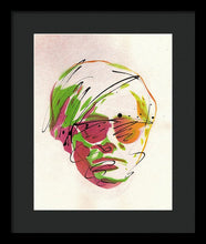 Load image into Gallery viewer, Portrait Of Andy Warhol - Framed Print