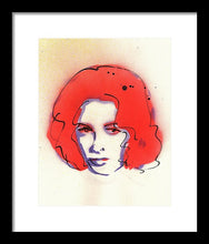 Load image into Gallery viewer, Portrait Of Elizabeth Taylor #2 - Framed Print