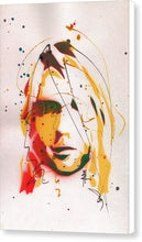 Load image into Gallery viewer, Portrait Of Kurt Cobain #2 - Canvas Print