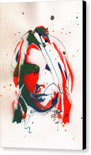 Load image into Gallery viewer, Portrait Of Kurt Cobain #3 - Canvas Print