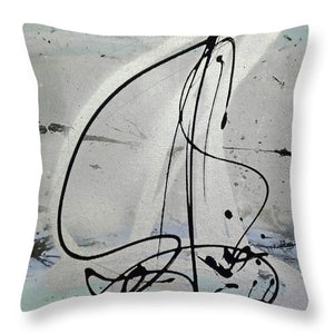 Sail I - Throw Pillow