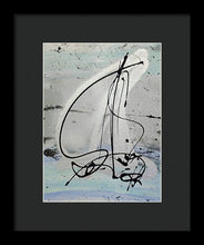 Load image into Gallery viewer, Sail I - Framed Print