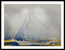 Load image into Gallery viewer, Skipjack I - Framed Print by Ryan Hopkins