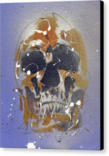 Load image into Gallery viewer, Skull II - Canvas Print by Ryan Hopkins