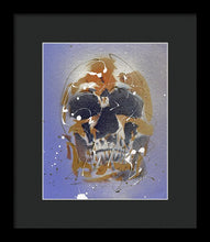 Load image into Gallery viewer, Skull II - Framed Print by Ryan Hopkins