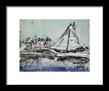 Load image into Gallery viewer, St Michaels Storm - Framed Print