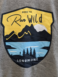 Born to Run Wild Tee