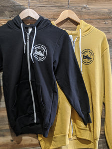 S&B Logo Full Zip Hoodies