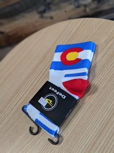 "Defeet 3"" Colorado Socks"
