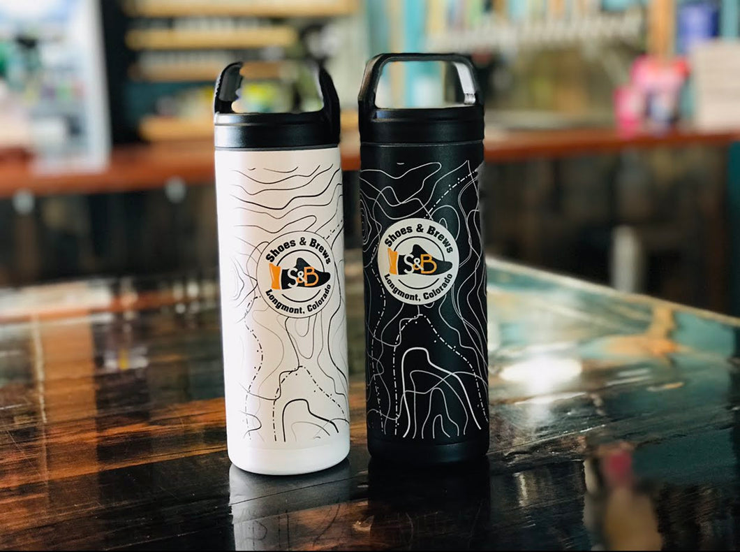 Insulated 20oz Bottles