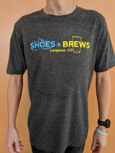 Shoe & Pint Glass Logo T-Shirt