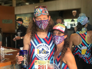 Run Wild. Drink Beer. Mask