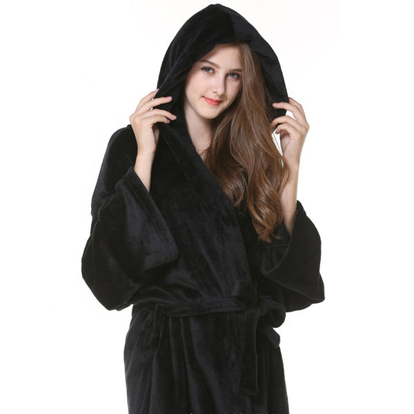 Midnight Nochee Bath Robe