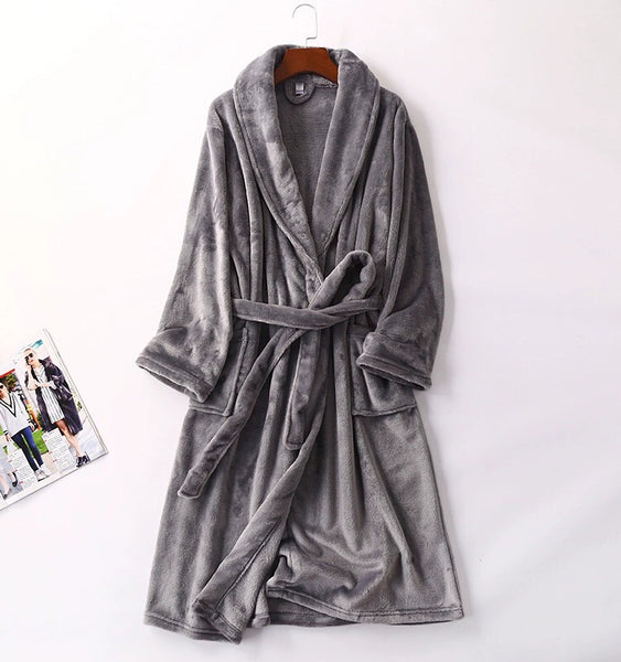 Grey Nochee Bathrobe